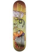 Toy Machine Leabres Peace Pipe Deck 8.25 x 32.38