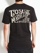 Toy Machine Joe's Style T-Shirt