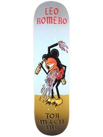 Toy Machine Romero Drunk Mouseketeer Deck 8.375 x 32.75