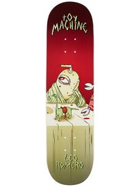 Toy Machine Romero Last Supper Deck 8.125 x 31.75