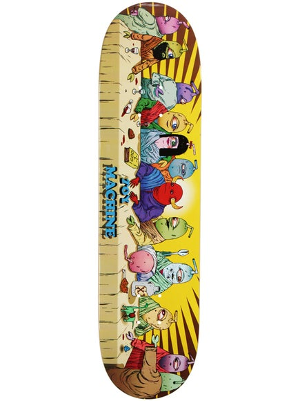Toy Machine Last Supper Deck 8.0 x 31.125