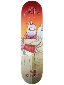 Toy Machine Bennett Last Supper Deck 8.0 x 32