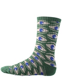 Toy Machine Multi Eye Crew Socks