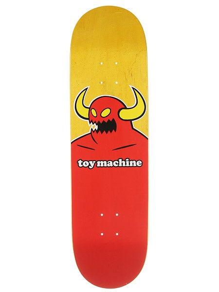machine skateboard deck