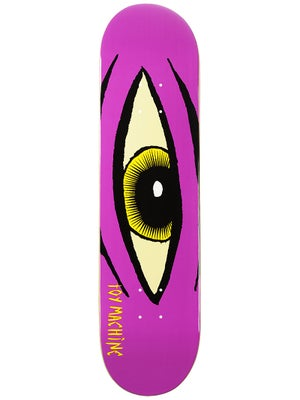 Toy Machine Sect Eye Purple Deck 8.125 x 31.625