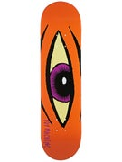 Toy Machine Sect Eye Orange Deck 8.0 x 31.25