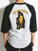 Toy Machine Stencil Sect Raglan T-Shirt