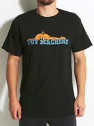 Toy Machine Stabbed T-Shirt