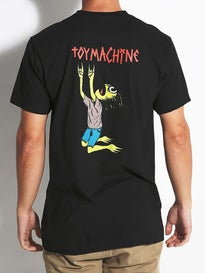 Toy Machine Turtle Boy Metal T-Shirt