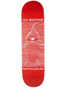 Toy Machine Toy Division Red Deck 8.25 x 32.38