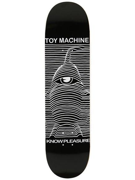 Toy Machine Toy Division Black Deck 8.0 x 31.75