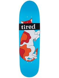 Tired Cat on Deal Deck 8.75 x 31.875