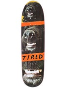 Tired Dog Board on Deal Deck 8.75 x 31.875