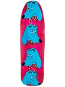Tired Dog Face Deck 9.5 x 32.29