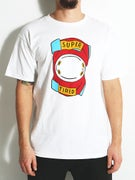 Tired Elbow Pad T-Shirt