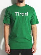 Tired Simple Logo T-Shirt