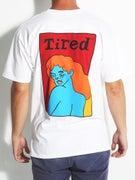 Tired Woman's Face T-Shirt