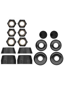 Thunder Bushing Rebuild Kit 100D Black