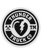Thunder Mainline Fill Sticker Black/White