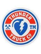 Thunder Mainline Fill Sticker Red/White/Blue