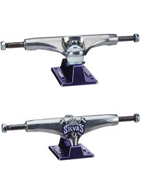 Thunder Silvas Home Court Titanium Lights High Trucks