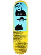 Transportation Unit Mustard Yellow/Blue Deck 8.5 x 31.9