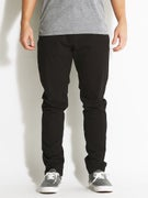 Tavik Summit Twill Pants  Jet Black