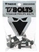 Theeve Titanium Allen Hardware