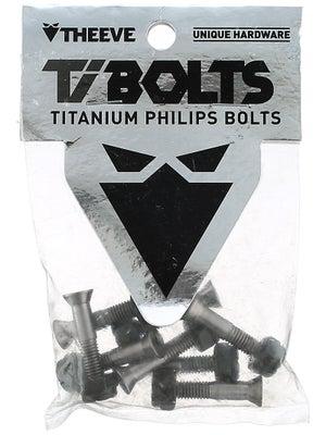 Theeve Titanium Phillips Hardware