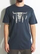 Vol 4 Cow Skull T-Shirt