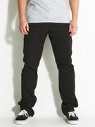 Vol 4 Cortez Chino Pants  Black