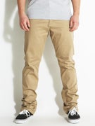 Vol 4 Cortez Chino Pants  Khaki
