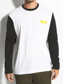 Vol 4 Logo Slub L/S T-Shirt