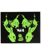 Vol 4 Out For The Boys Sticker Green
