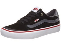 Vans Style 112 Pro Shoes Black/Asphalt