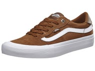 Vans Style 112 Pro Shoes Tobacco/White