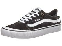 Vans Style 112 Pro Shoes  Black/White