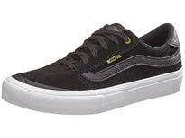 Vans Style 112 Van Der Linden Pro Shoes  Black/Greenery