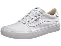 Vans Style 112 Pro Shoes  White/White