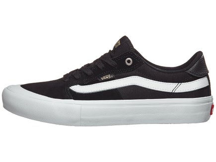 8a2cfb5f1a Vans Style 112 Pro Shoes Black White Khaki