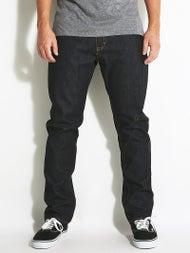 Vans V46 Taper Jeans  Raw Indigo