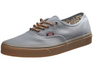 Vans Authentic Shoes  Monument/Gum