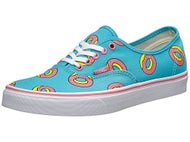 Vans x Odd Future Authentic Shoes  Scuba Blue