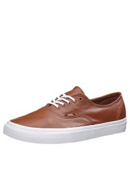 Vans Authentic Shoes  Premium Leather Tortoise Shell