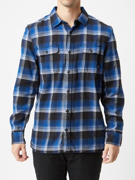 a6c8d819589 Vans x Anti Hero Wired Flannel Shirt