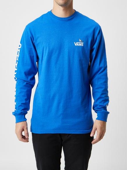 fbf5b786a Vans x Anti Hero On The Wire Longsleeve T-Shirt