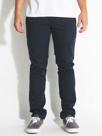 Vans Barlin Chino Pants  Navy