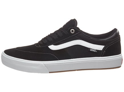 Vans Crockett Pro 2 Shoes Black White 2894890d0