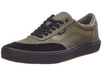Vans Crockett Pro 2 Shoes Ivy Green/Black