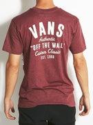 Vans Custom Classics T-Shirt